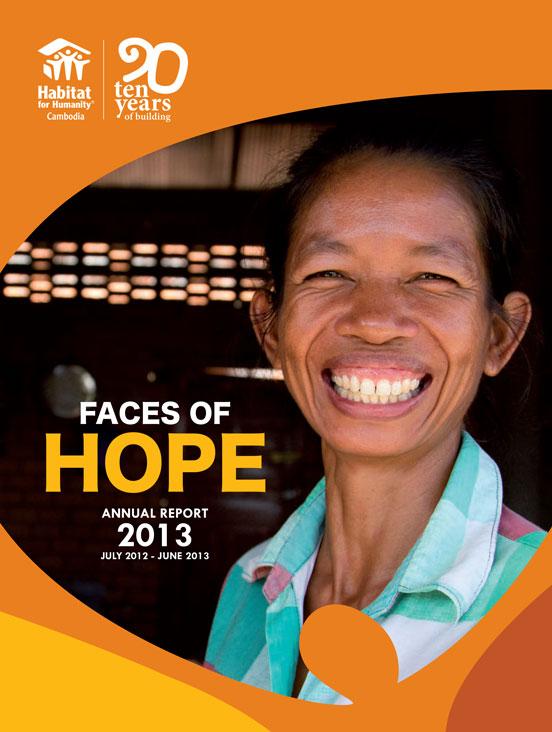 HFH Cambodia Annual Report 2012 – 2013